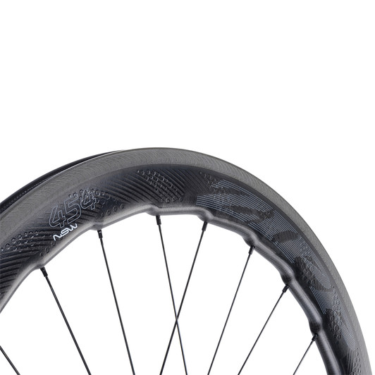 Zipp 454 NSW Carbon Clincher Rear Wheel 24 Spokes - Impress Graphics