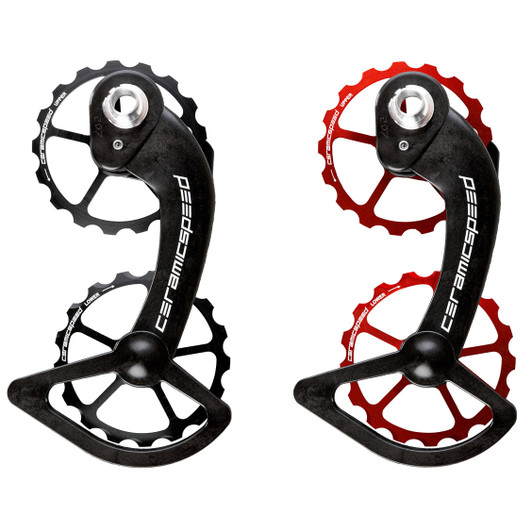 CeramicSpeed Coated Shimano Oversized Pulley Wheel System
