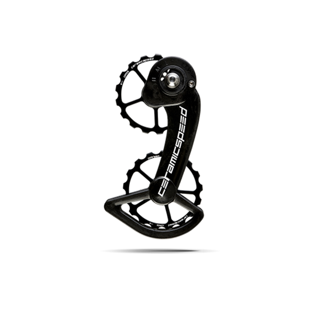 CeramicSpeed Coated Over Sized Pulley Wheel System For SRAM