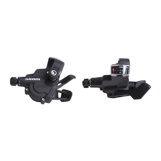 SRAM X3 Trigger Shifter Set (3 To 7 Speed)