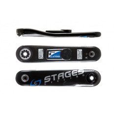 Stages Cycling Carbon Power Meter Crank Arm for SRAM GXP Road 2nd Gen