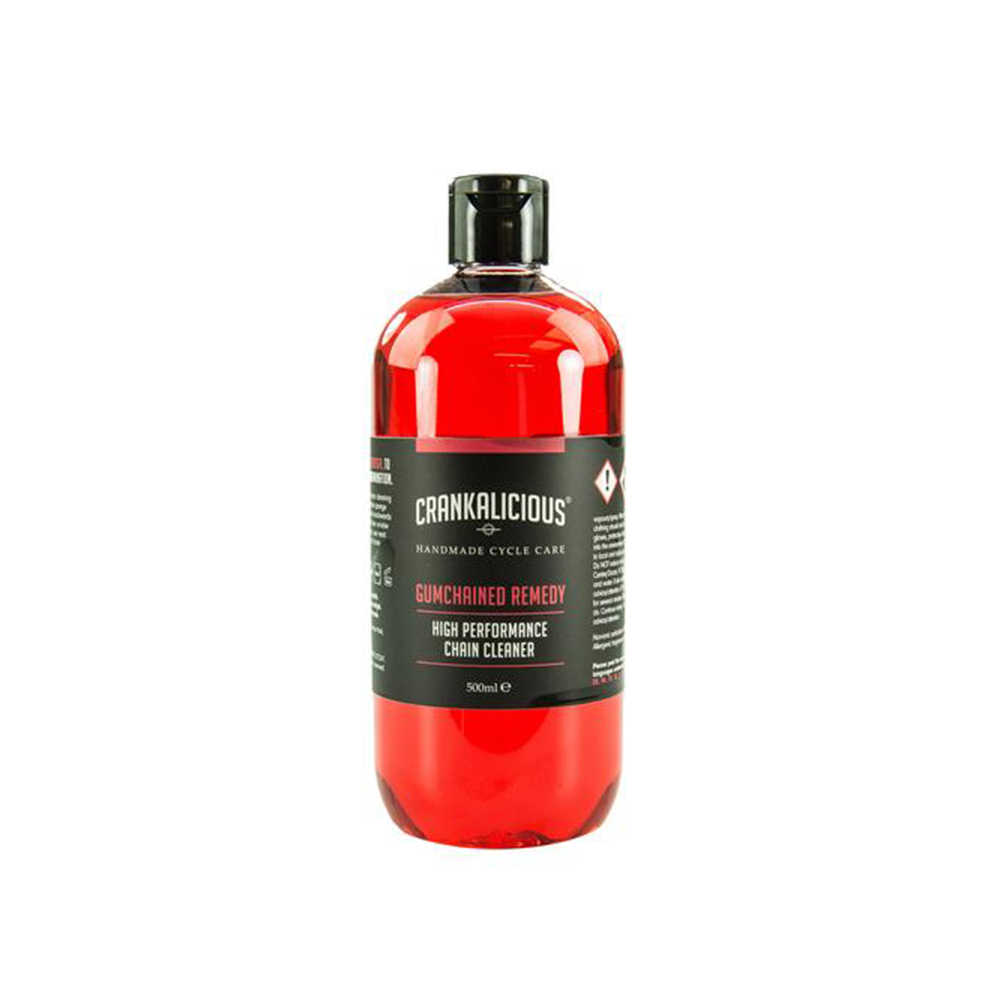 Crankalicious Gumchained Remedy 500ml Chain Cleaner/Degreaser