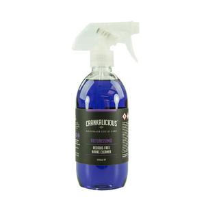 Crankalicious Rotorissimo 500ml Disc Brake Cleaner Spray