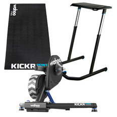 Wahoo Pain Cave KICKR Turbo Trainer Bundle