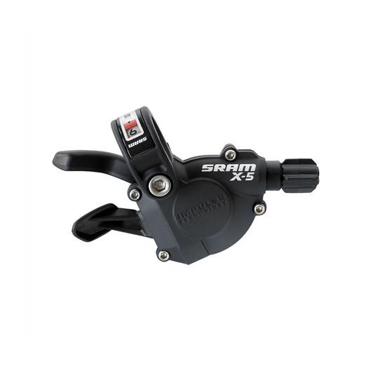 SRAM X5 3-Speed Trigger Front Shifter