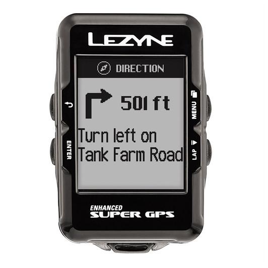 Lezyne Super Navigate GPS Cycle Computer 2017