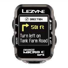 Lezyne Micro Colour Navigate GPS Cycle Computer