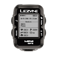 Lezyne Mini GPS Navigate Cycle Computer