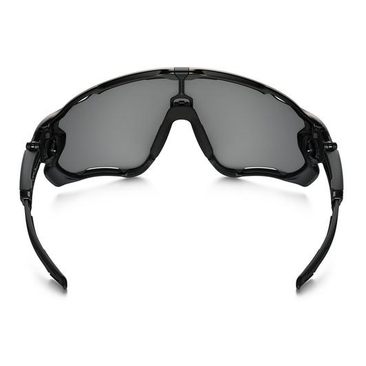 Oakley Jawbreaker Halo Sunglasses With Chrome Iridium Lens