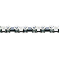 KMC X9.93 Silver Grey 9 Speed Chain
