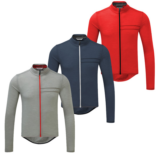 Ashmei Long Sleeve Classic Cycle Jersey  4ce08df26