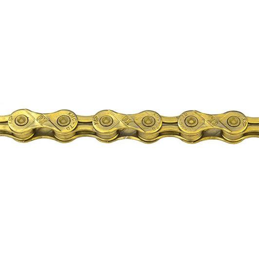 KMC X9L Gold 9 Speed Chain