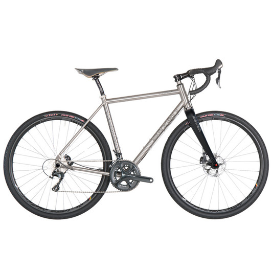 Seven Cycles Evergreen SL Gravel Road Frame