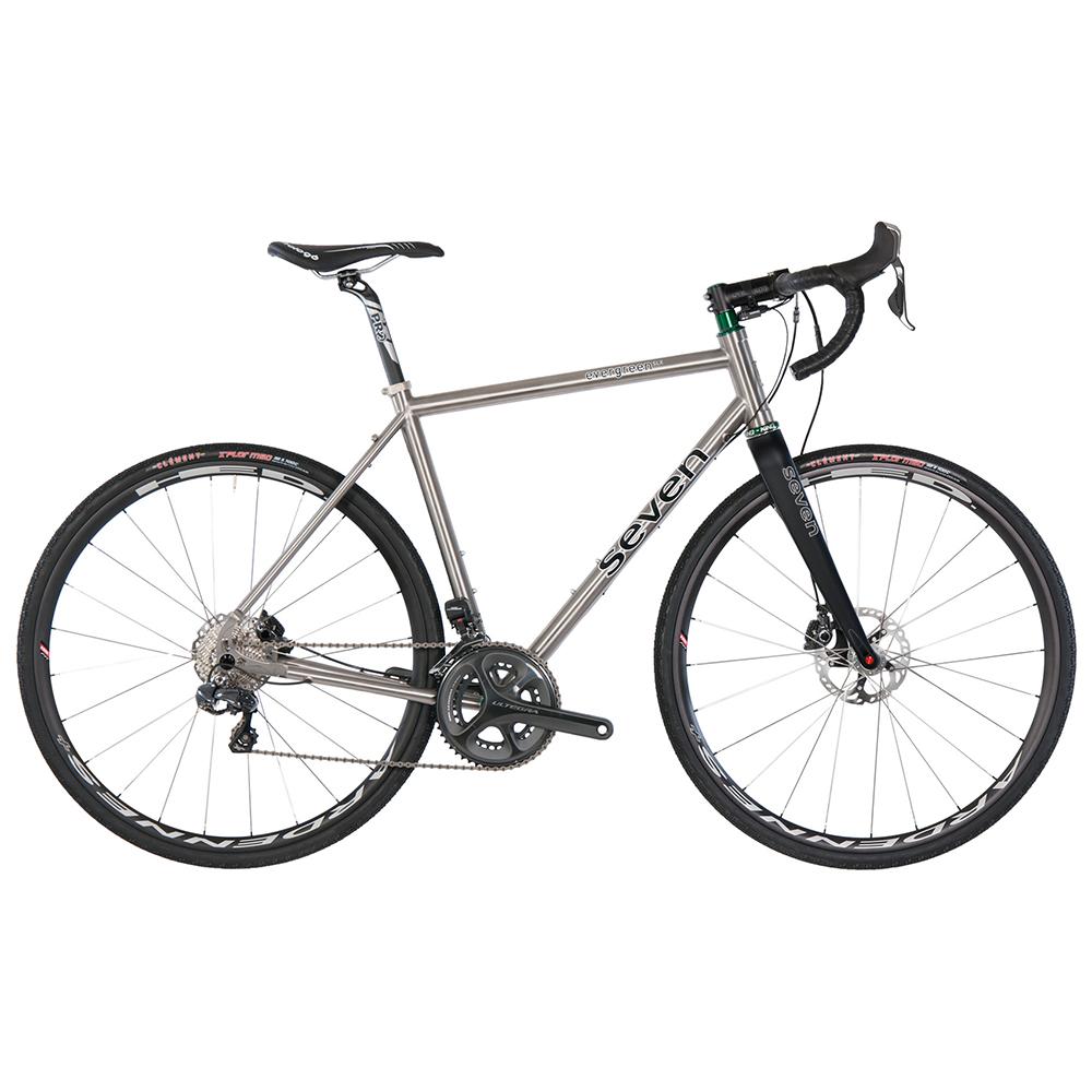 Seven Cycles Evergreen SLX Gravel Road Frame