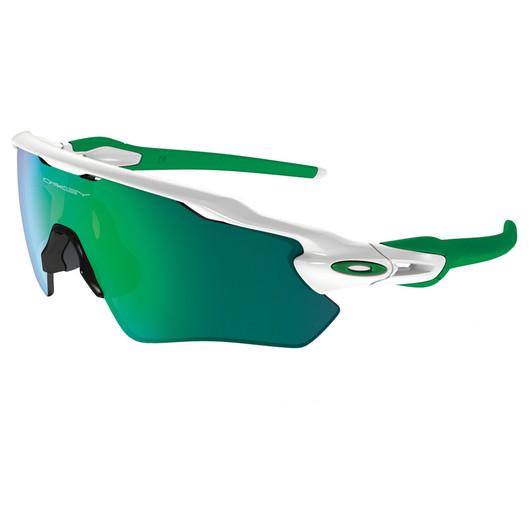 Oakley Radar EV Path Sunglasses With Jade Iridium Lens