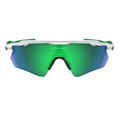 Oakley Radar EV Path Sunglasses with Jade Iridium Lens