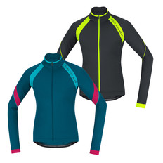 Gore Bike Wear Power 2.0 Thermo Womens Long Sleeve Jersey