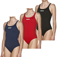 Arena Solid Pro Womens Swimsuit