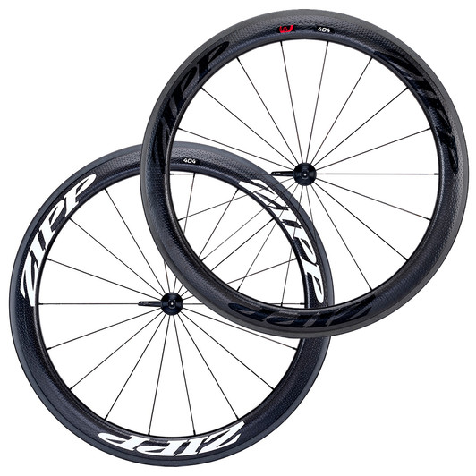 Zipp 404 Firecrest Carbon Clincher Front Wheel 18 Spoke 2017