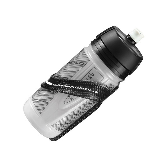 Campagnolo Record Water Bottle Cage Including Bottle