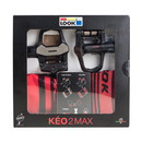 Look Keo 2 Max Pedal Gift Set Black/Red