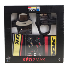 Look Keo 2 Max Pro Team Pedal Gift Set