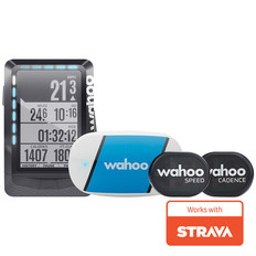 Wahoo ELEMNT GPS Computer Bundle
