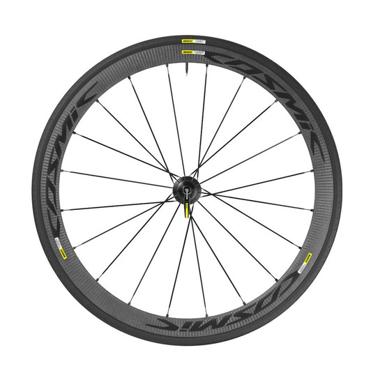 Mavic Cosmic Carbon 40 Elite Black Clincher Wheelset 2017