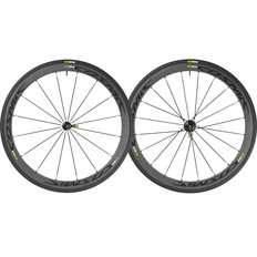 Mavic Cosmic Carbon 40 Elite Black Clincher Wheelset 2017