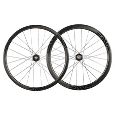 ENVE SES 3.4 Thru Axle Disc Carbon Clincher Wheelset Gen 1