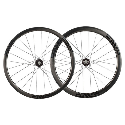 ENVE SES 3.4 Thru Axle Disc Carbon Clincher Wheelset