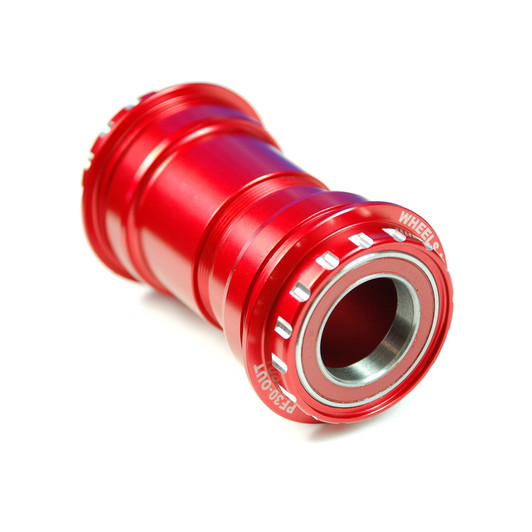 Wheels Manufacturing BB30 Outboard Ceramic Hybrid Bottom Bracket For 24/22mm SRAM Cranks