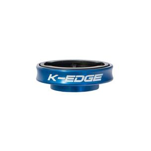 K-Edge Gravity Top Cap Mount For Garmin Edge Type Computers