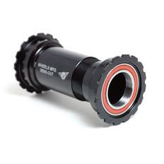 Wheels Manufacturing BB86/92 Outboard ABEC-3 Bottom Bracket for 24mm Shimano Cranks