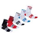 Castelli Rosso Corsa 9 Socks