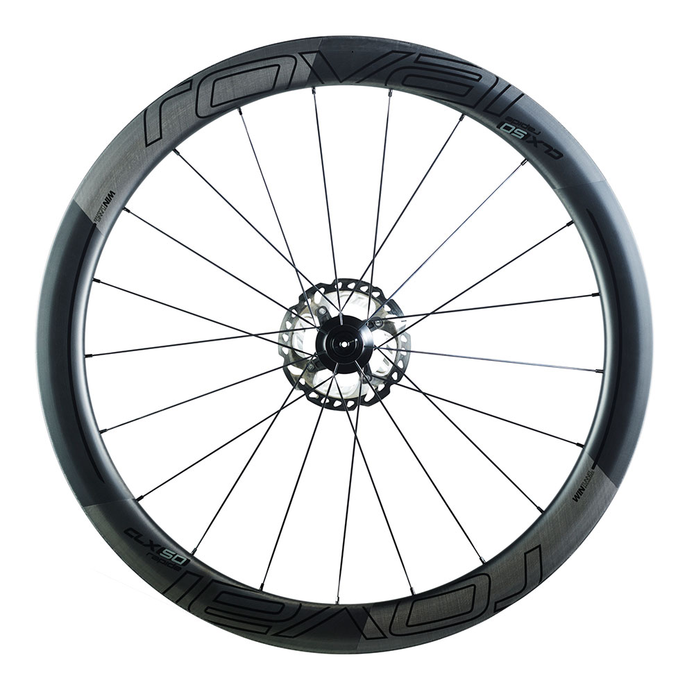 Roval CLX 50 Disc Brake Carbon Clincher Front Wheel