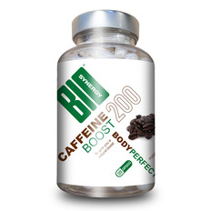 Bio Synergy Caffeine Capsules (120 Tablets)