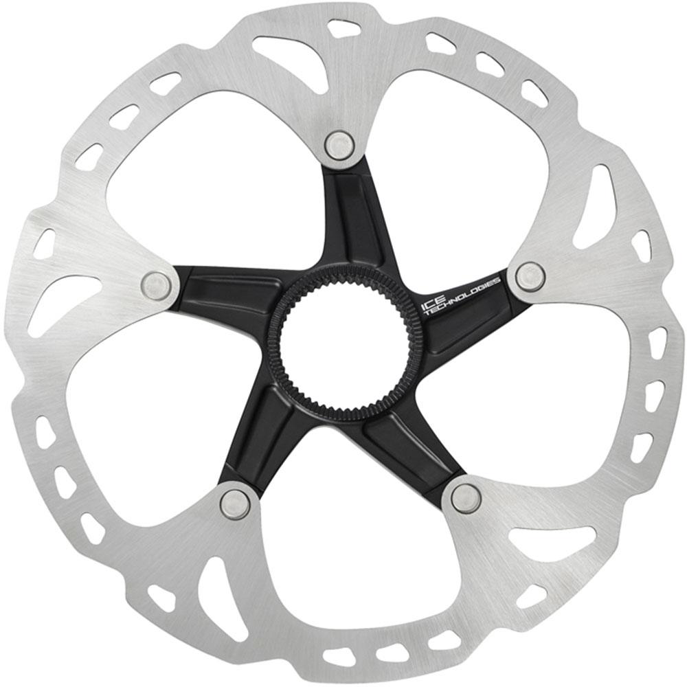 Shimano XT Saint RT81 Ice-Tec Centre Lock Disc Rotor - 160mm