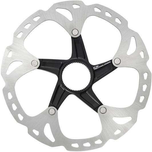 Shimano XT Saint RT81 Ice-Tec Centre-Lock Disc Rotor, 160mm