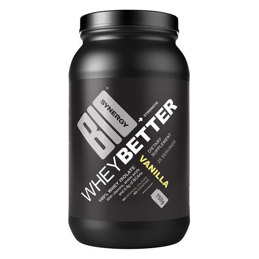 Bio Synergy Whey Better Protein Powder 750g
