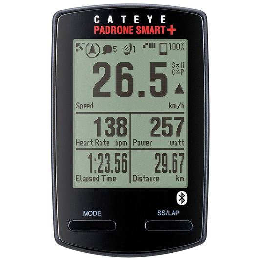 Cateye Padrone Smart+ Bluetooth Cycle Computer