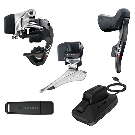 SRAM RED ETap Electronic Wireless Road Groupset