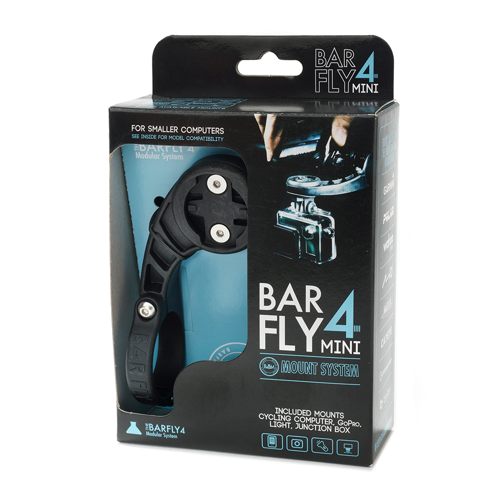 The Bar Fly 4 Mini Computer Mount