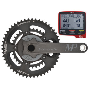 SRM THM Clavicula M3 Power Meter System (Including PC8)