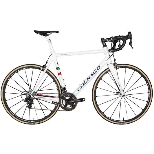 Colnago C60 Italia Custom Road Bike White/Italia 56cm Sloping