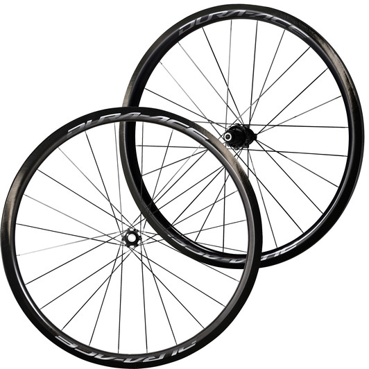Shimano Dura-Ace R9170 C40 Centre-Lock Disc Clincher Wheelset