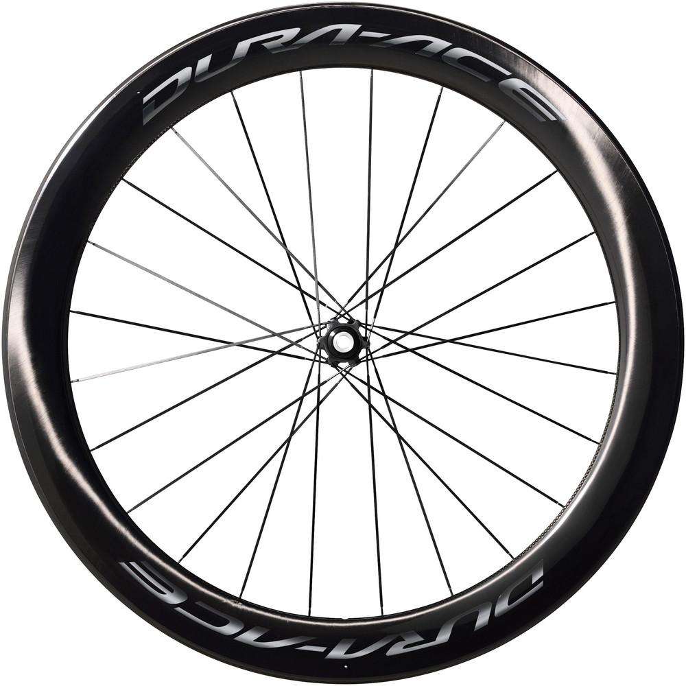Shimano Dura-Ace R9170 C60 Centre-Lock Disc Tubular Front Wheel