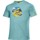 Mavic SSC Yellow Car Tee