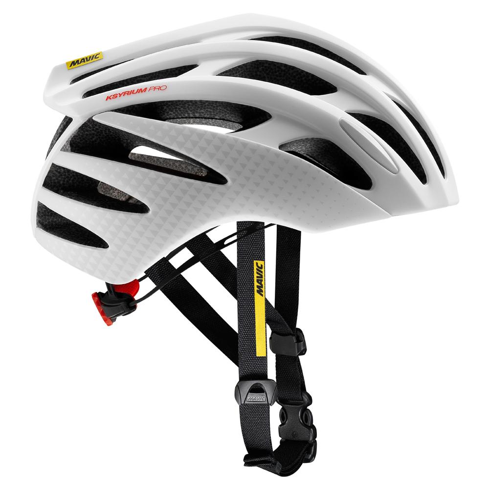 Mavic Ksyrium Pro Helmet White