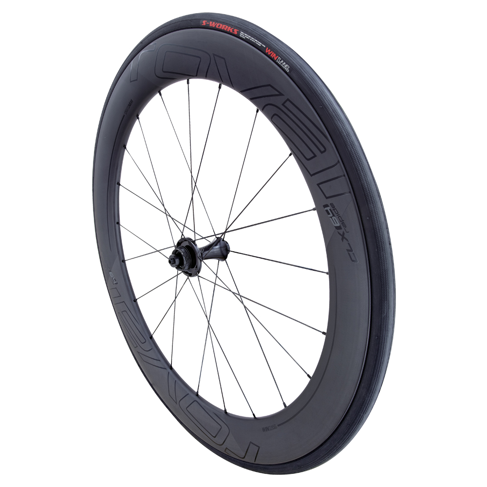 Roval CLX 64 Disc Brake Carbon Clincher Front Wheel